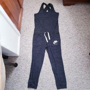 Nike Vintage Gym Black Jumpsuit